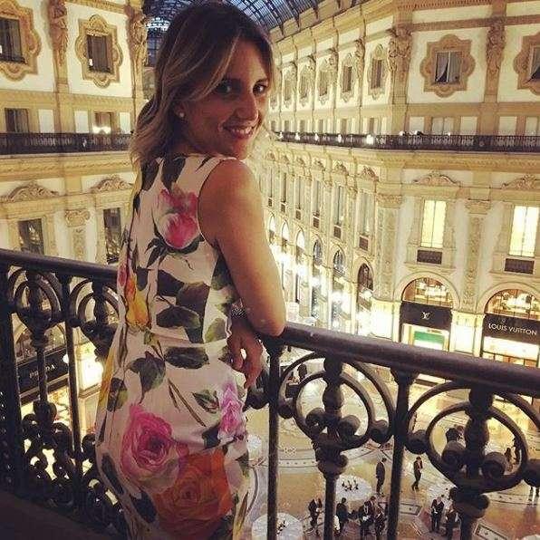 Rosa a Milano
