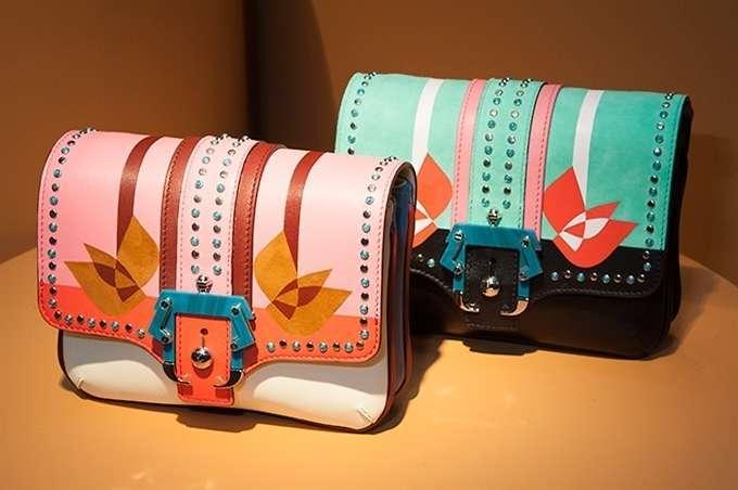 Tendenza borse originali e decorate 2018