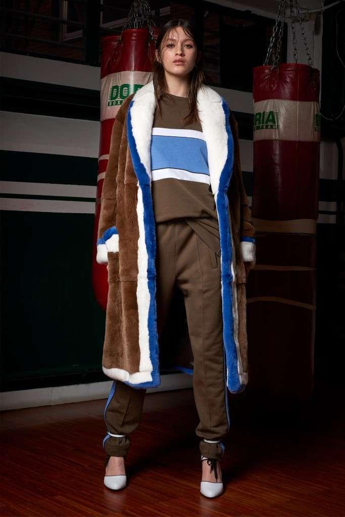 Cappotto di pelliccia Dondup