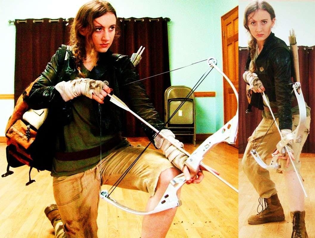 Costume di Carnevale Hunger Games