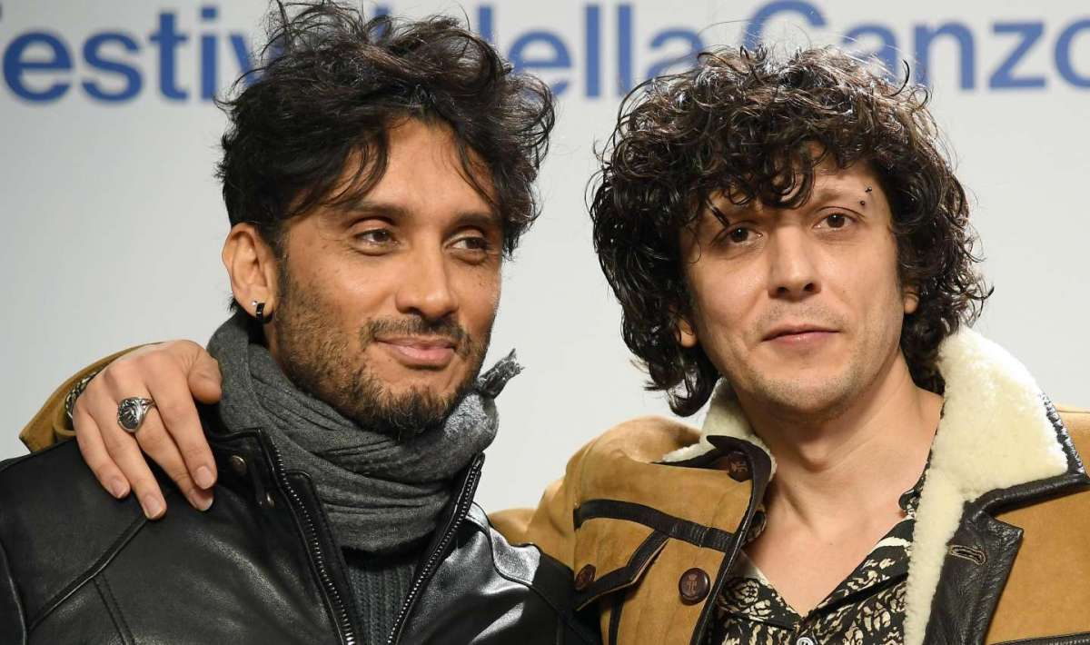 Fabrizio e Ermal Meta