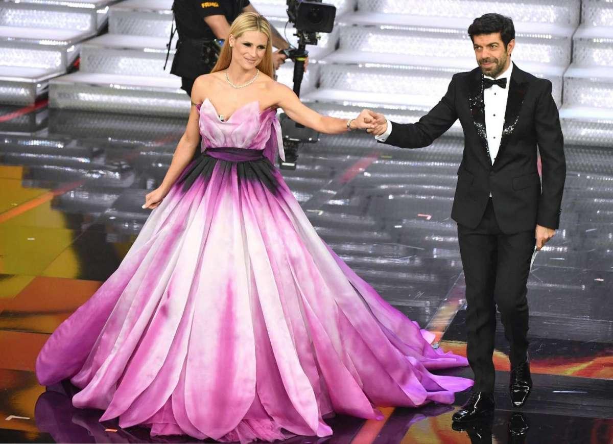 Gli abiti più belli a Sanremo 2018