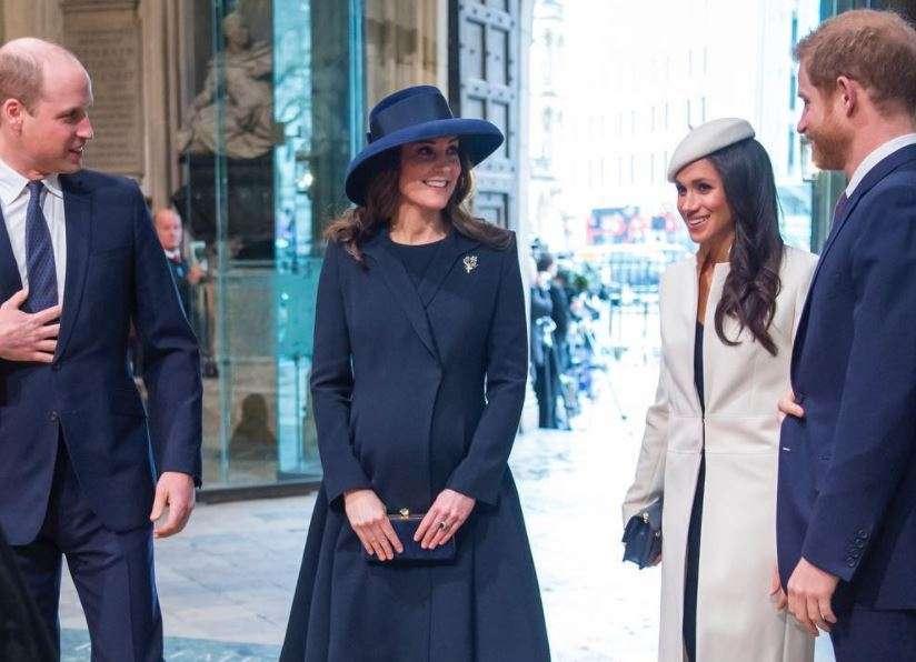 Kate Middleton e Meghan Markle: look a confronto