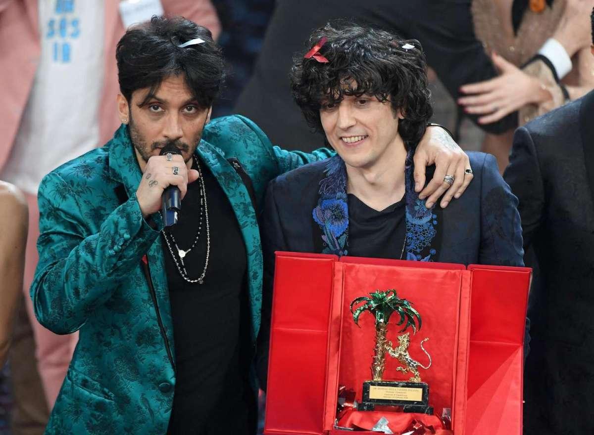 La vittoria al Festival di Sanremo 2018