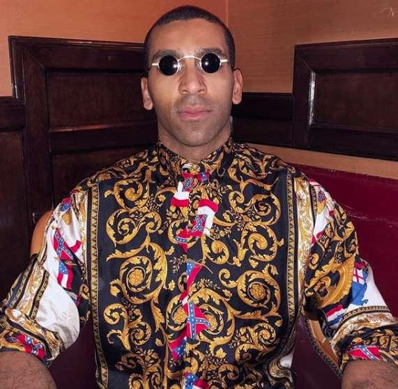 Mudimbi, il cantante italo-congolese