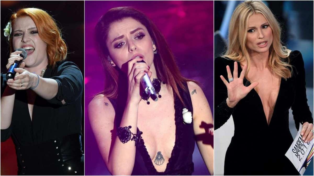 Sanremo 2018: make up e acconciature