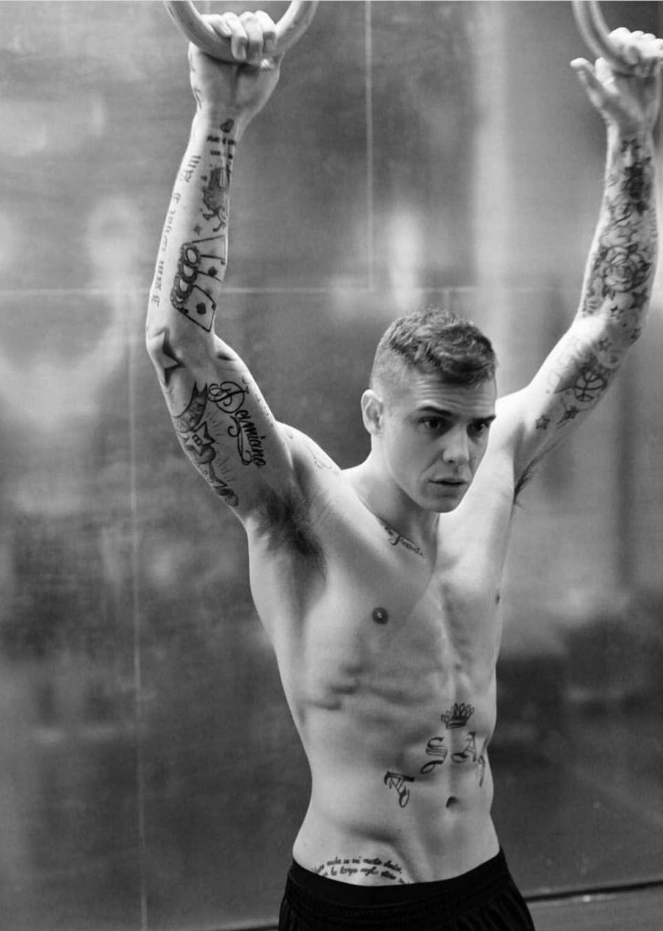 Stefano Laudoni, tra basket e tatuaggi