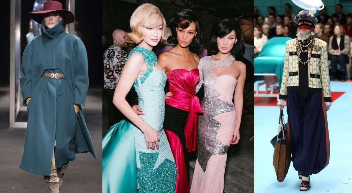Tendenze moda Autunno Inverno 2018-2019
