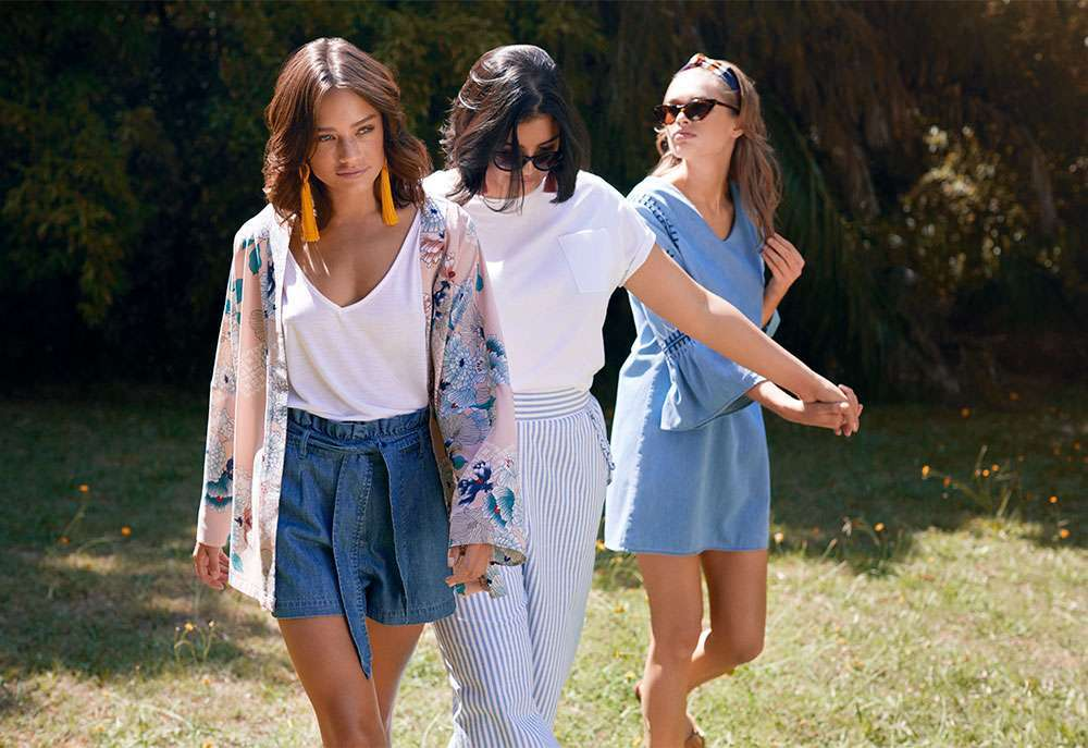 Abbigliamento Primark Primavera Estate 2018