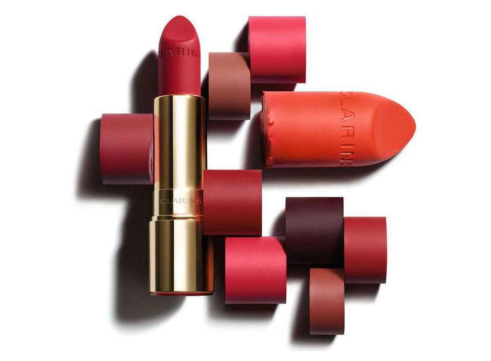 Clarins Joli Rouge Velvet Matte Lipstick