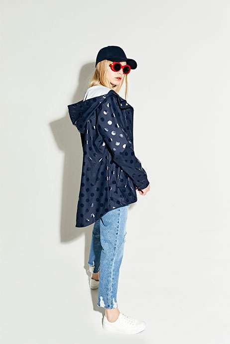 Trench Primark a pois