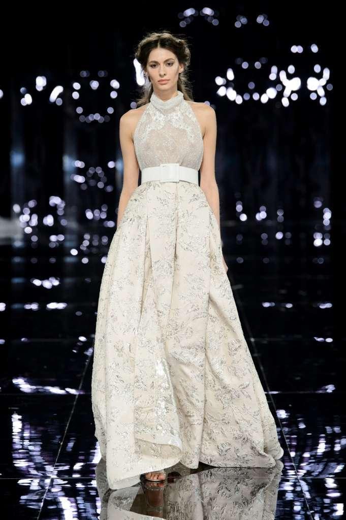Vestito da sposa in pizzo Nicole Spose
