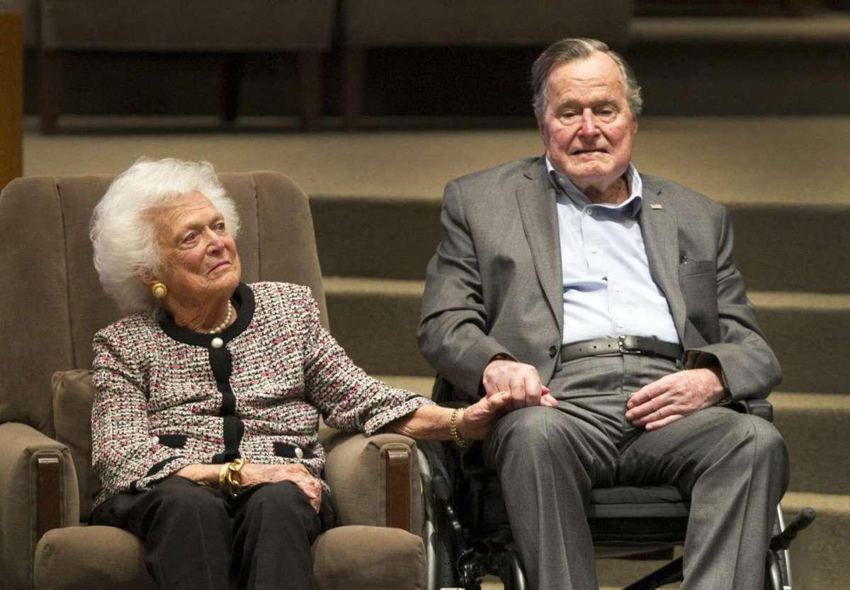 Barbara Bush e George H. W. Bush: amore oltre tutto