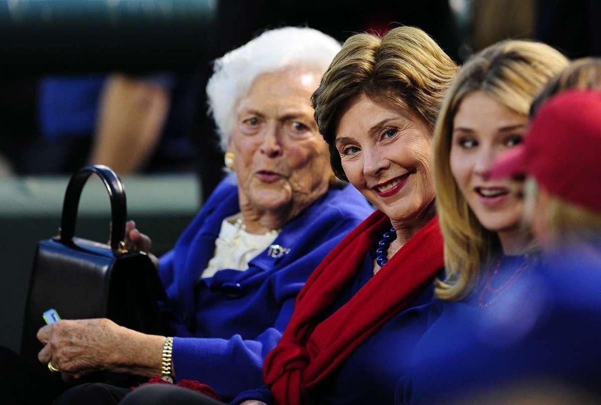 Barbara Bush, la donna tra le donne
