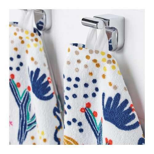 Billsjon, asciugamano di vari colori