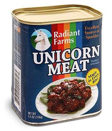 Carne di unicorno