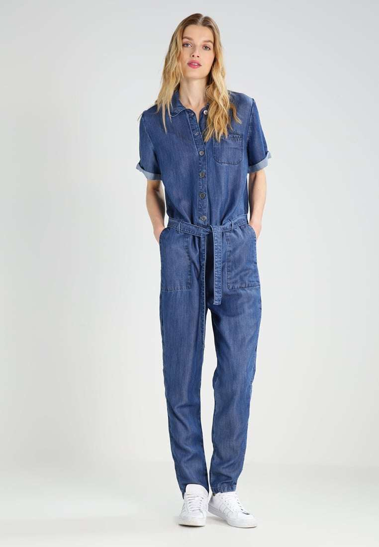 Jumpsuit di jeans Marc O'Polo