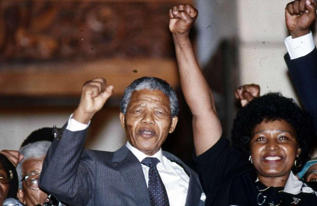 Nelson Mandela e Winnie Mandela: un progetto per due