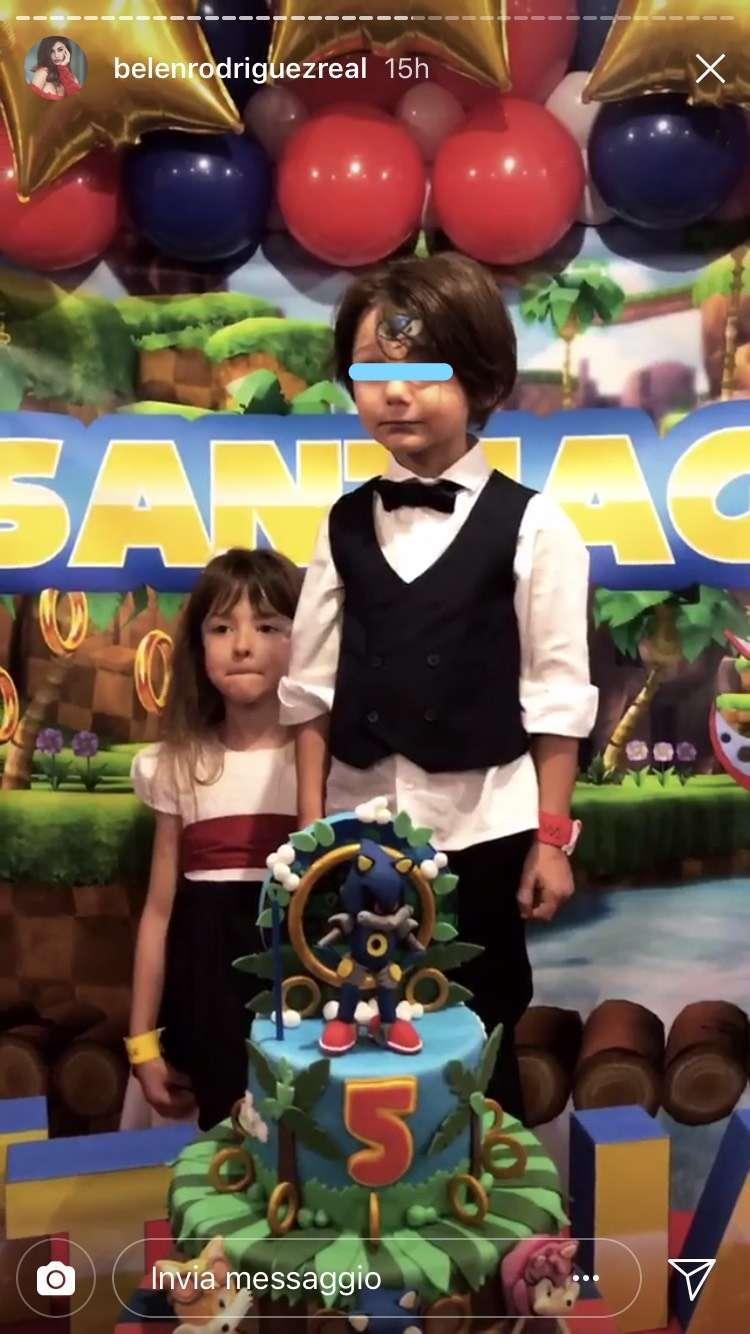 Santiago De Martino compie 5 anni