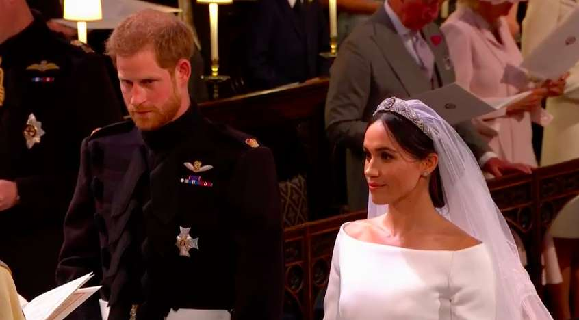 Il royal wedding di Harry e Meghan Markle