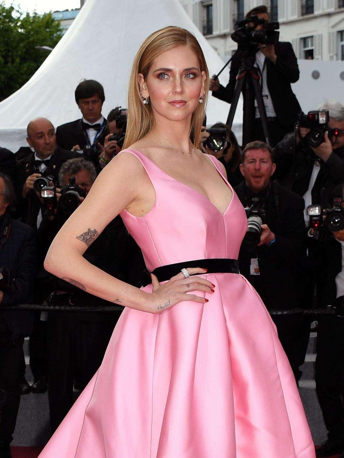 La fashion blogger a Cannes