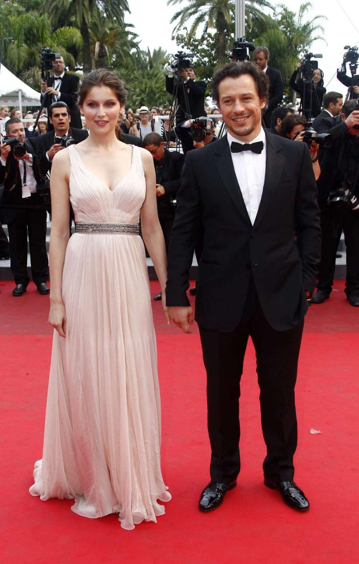 Laetitia Casta e Stefano Accorsi