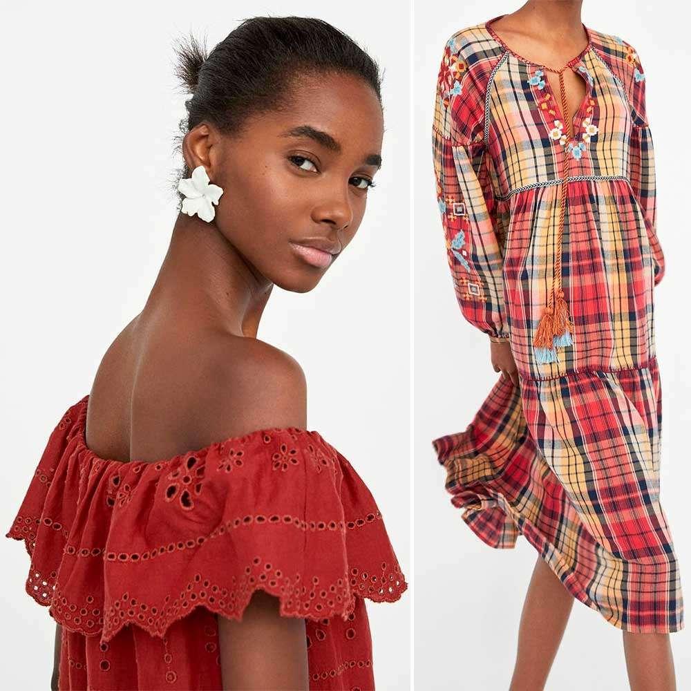 Abbigliamento premaman 2018: outfit di Zara