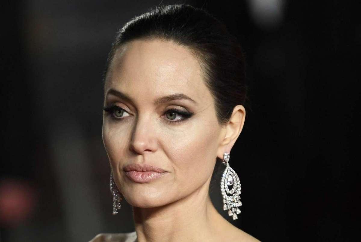 Angelina Jolie, le foto più belle dell'attrice