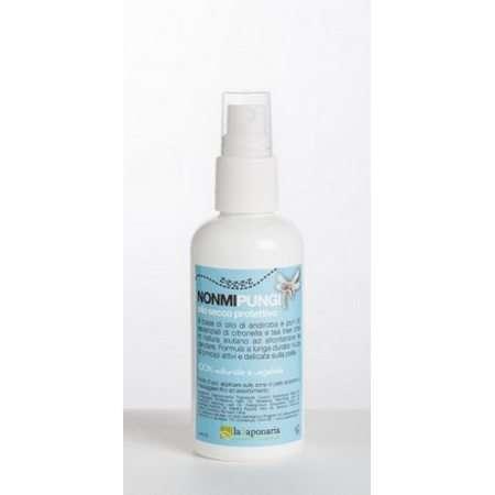 Antizanzare per bambini: spray La Saponaria