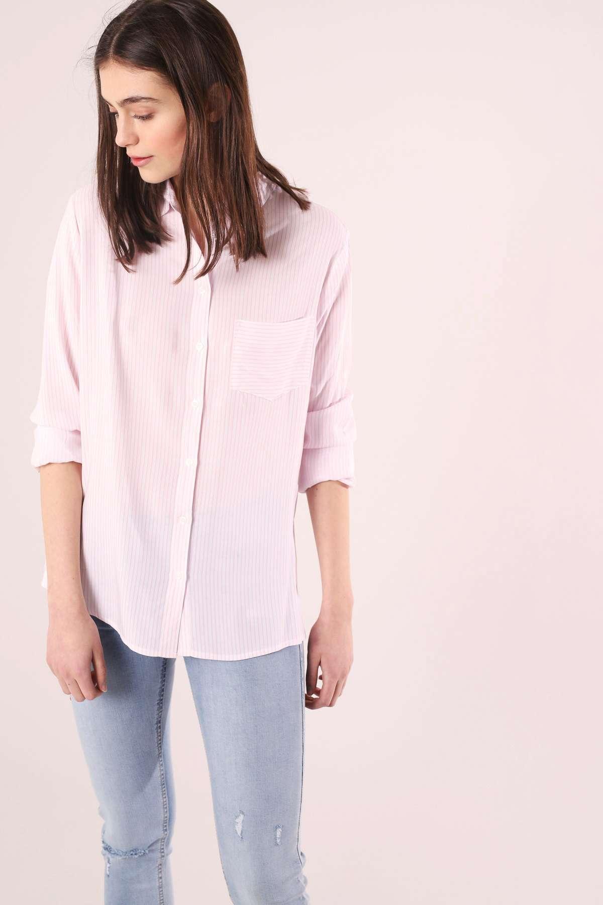 Camicia rosa Terranova