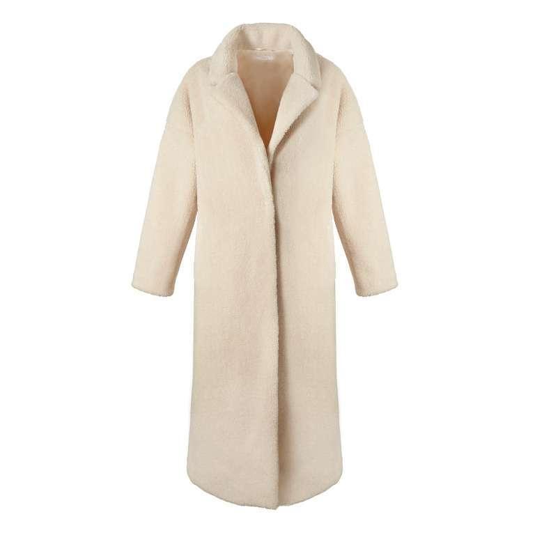 Cappotto effetto pelliccia OVS