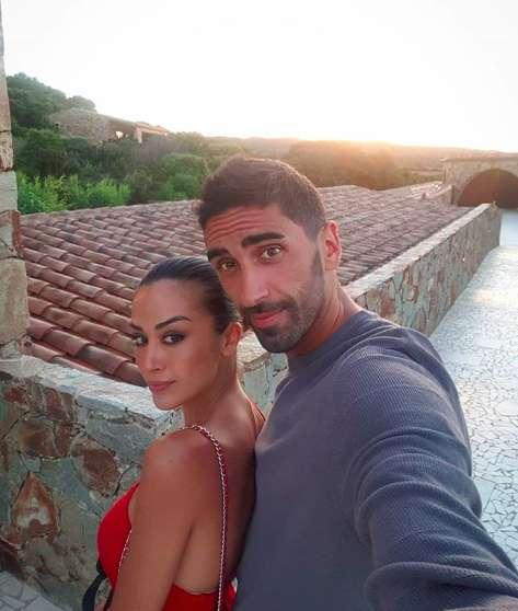 Giorgia e Filippo in vacanza