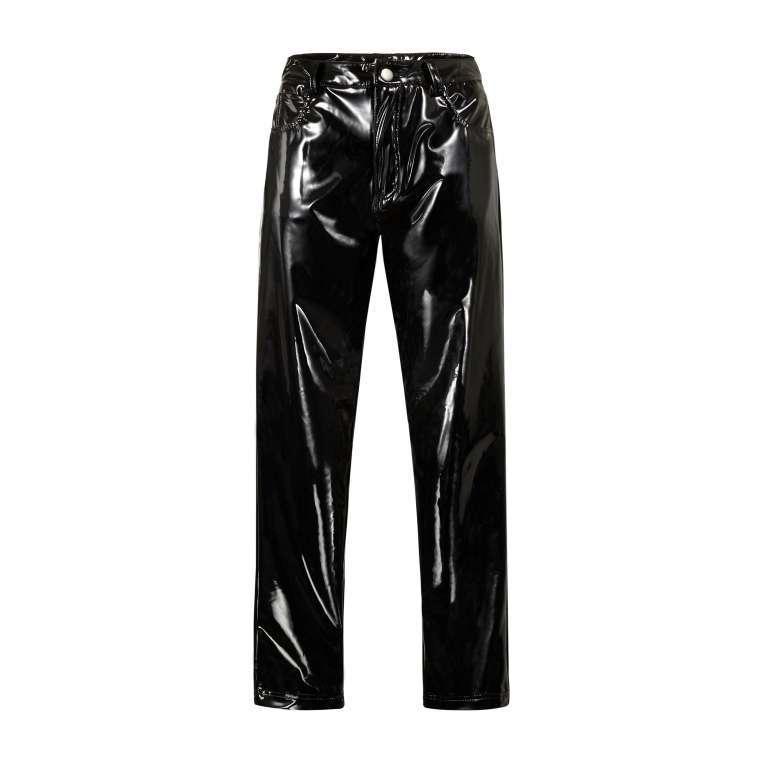 Pantaloni effetto pelle OVS