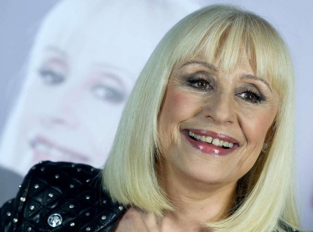 Raffaella Carrà, le foto dell'artista