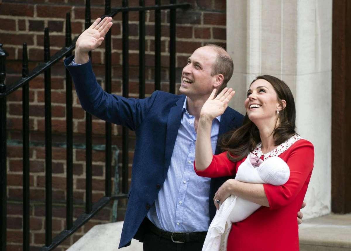 Royal baby: Harry e Kate genitori per la terza volta