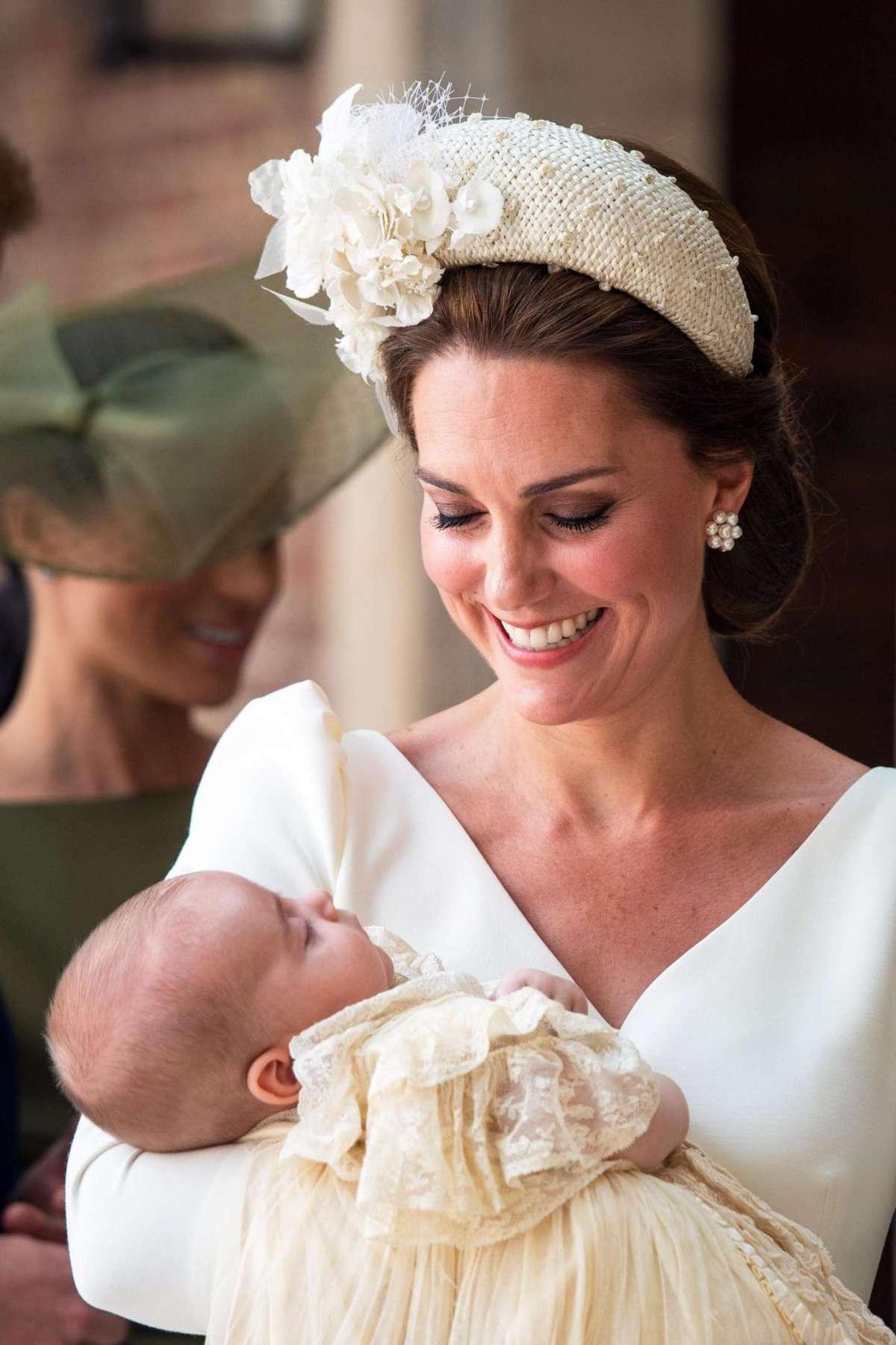 Kate e il terzogenito Louis