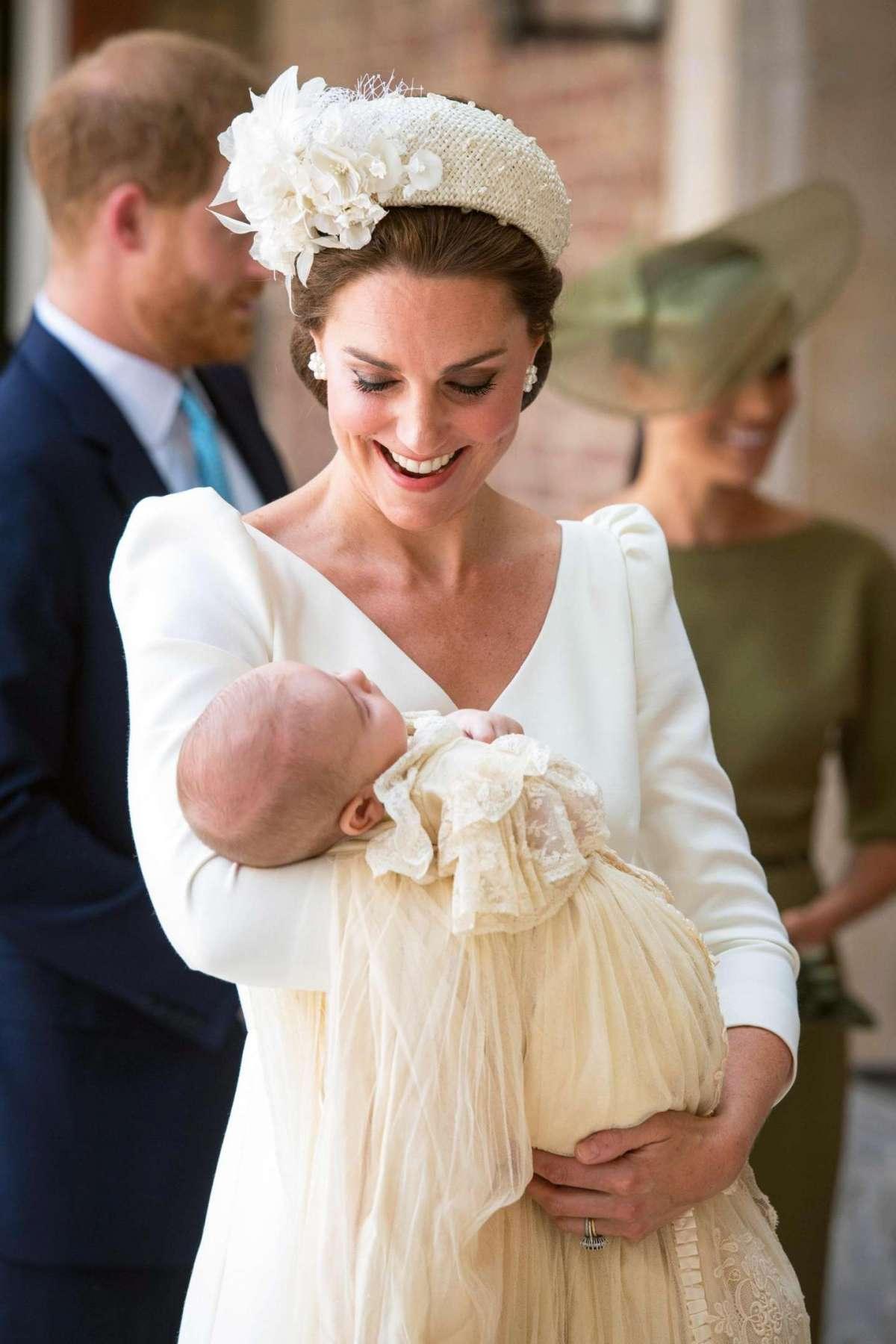 Mamma Kate e il Principe Louis