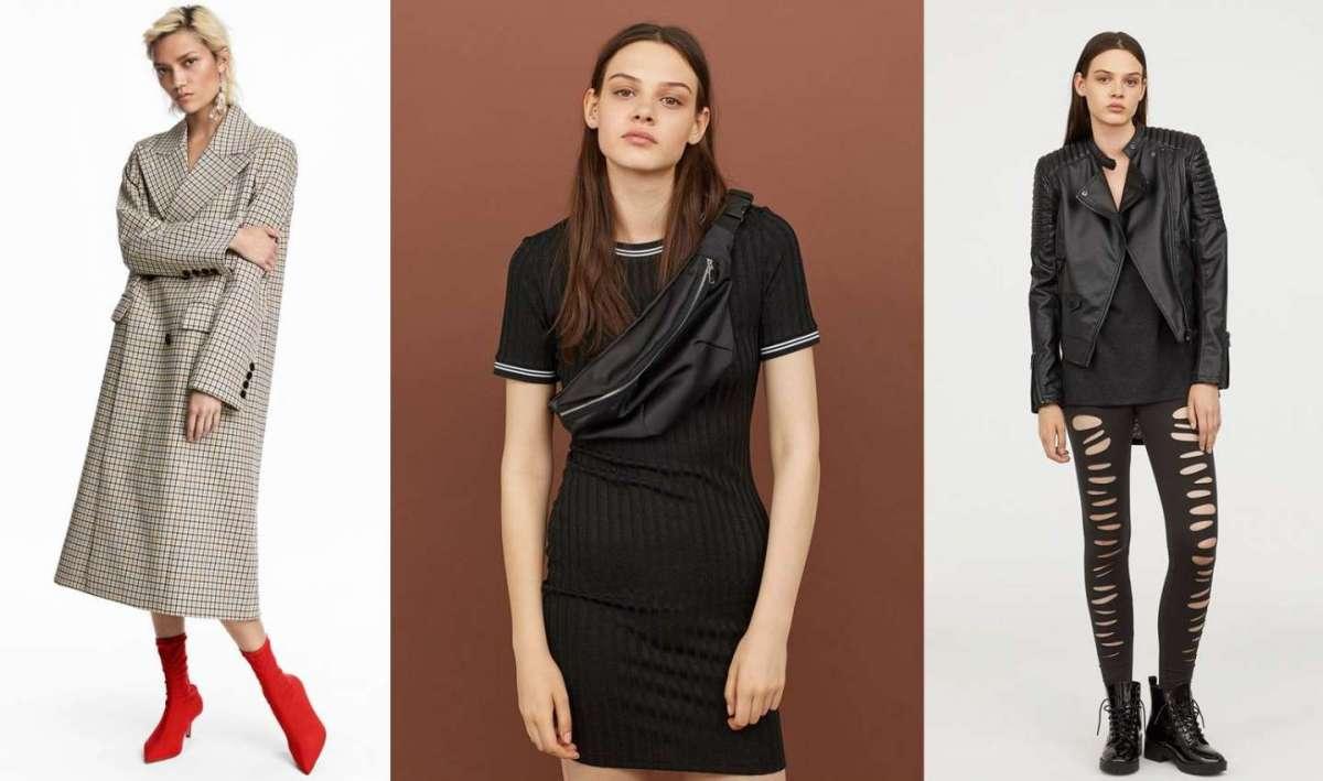 H&M abbigliamento Autunno/Inverno 2018-2019