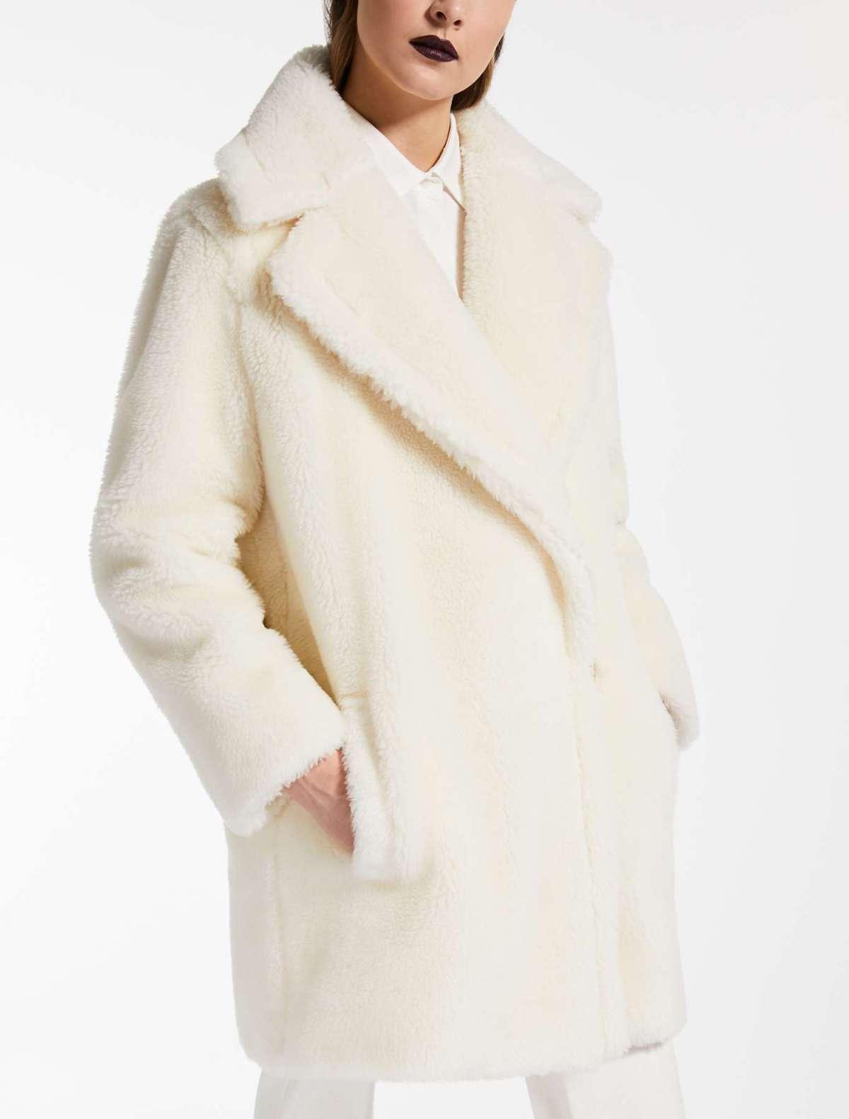 Cappotto teddy bear coat Max Mara a 1100 euro