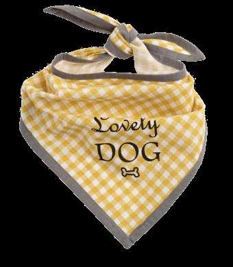 Bandana Lovely Dog
