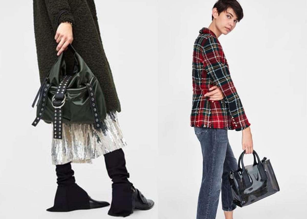 Borse Zara Autunno Inverno 2018-2019