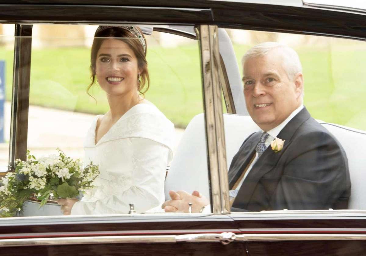 Eugenie di York si sposa
