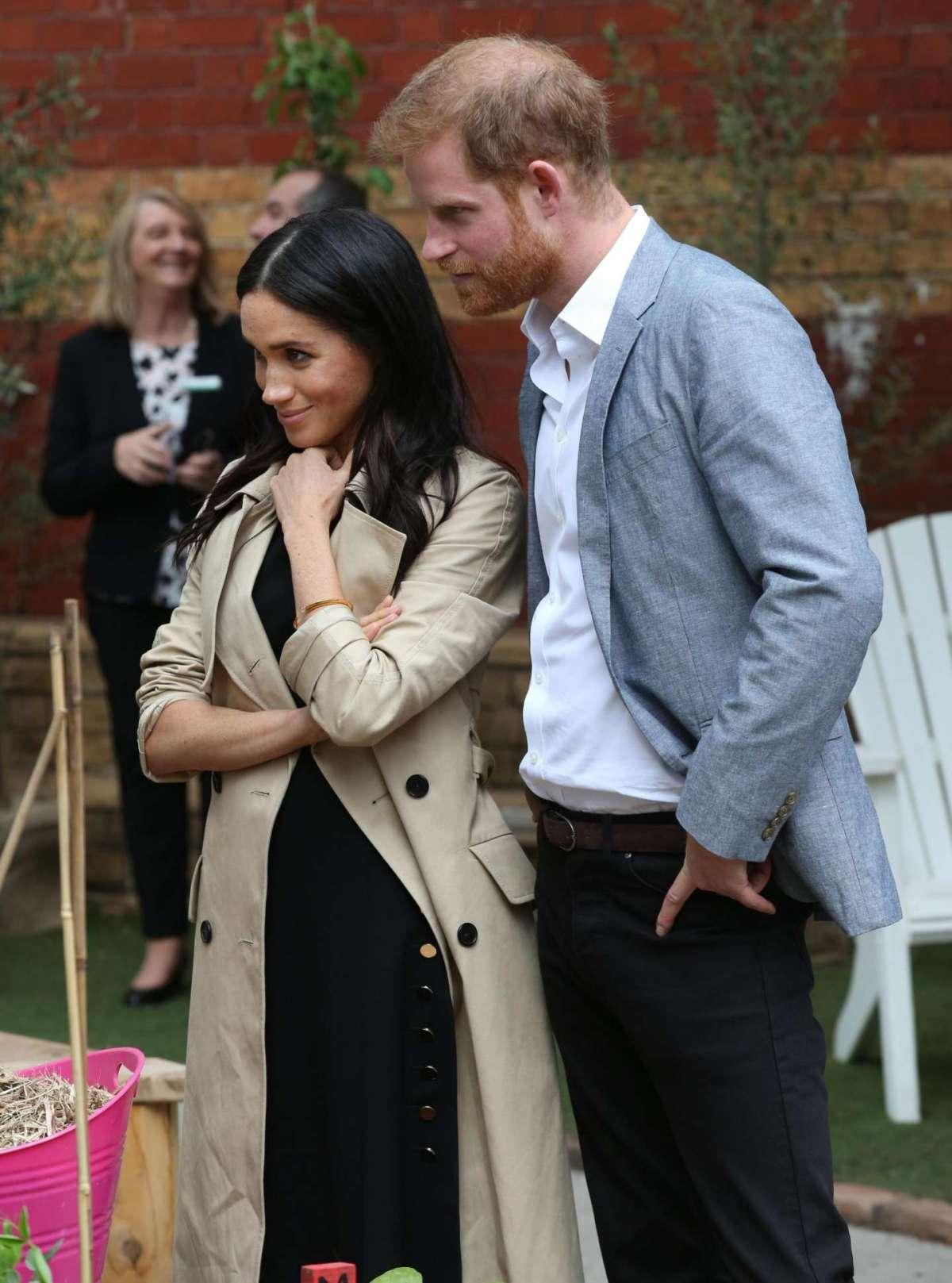 Meghan e Harry diventano genitori
