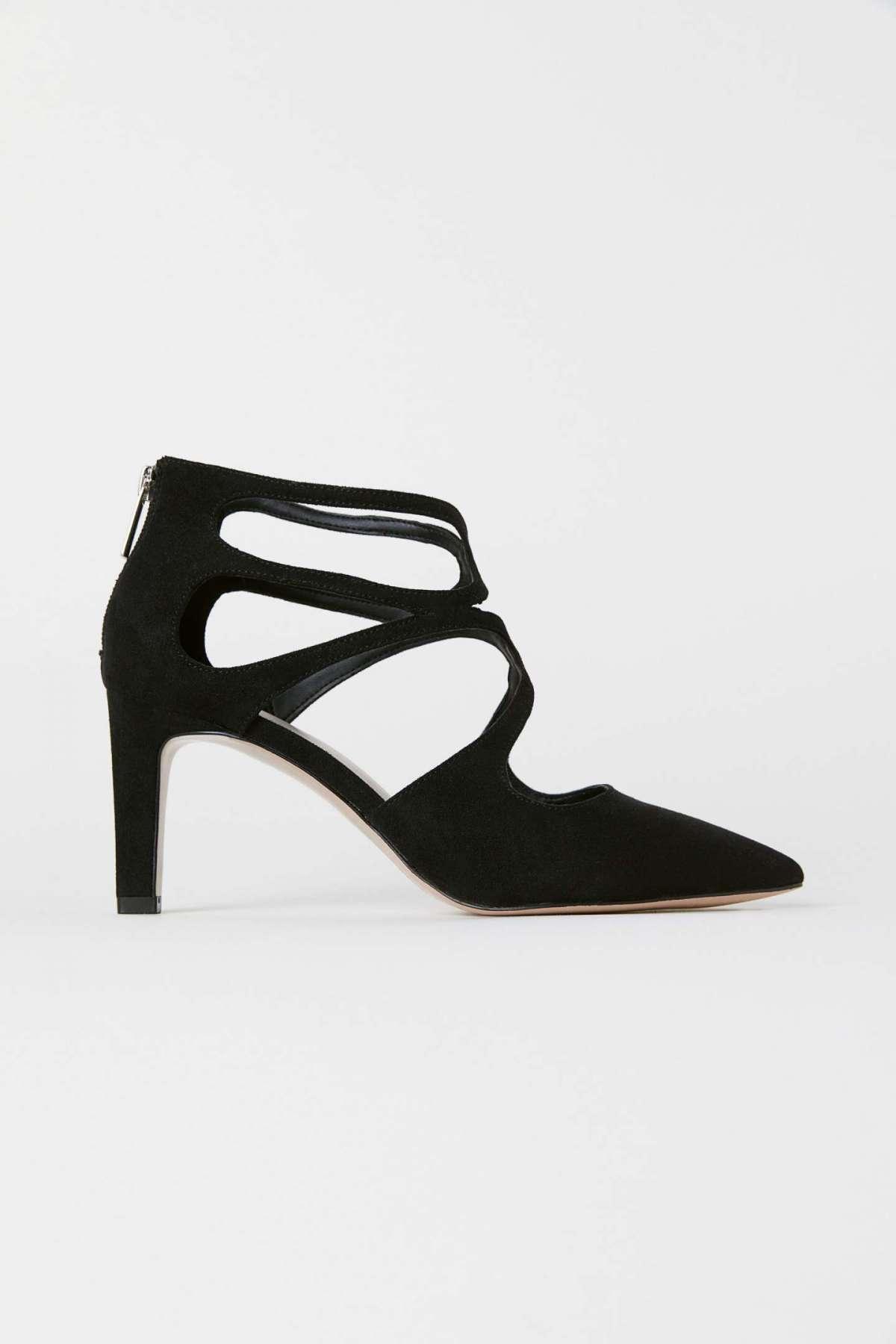 Scarpe a punta con tacco H&M a 29,99 euro