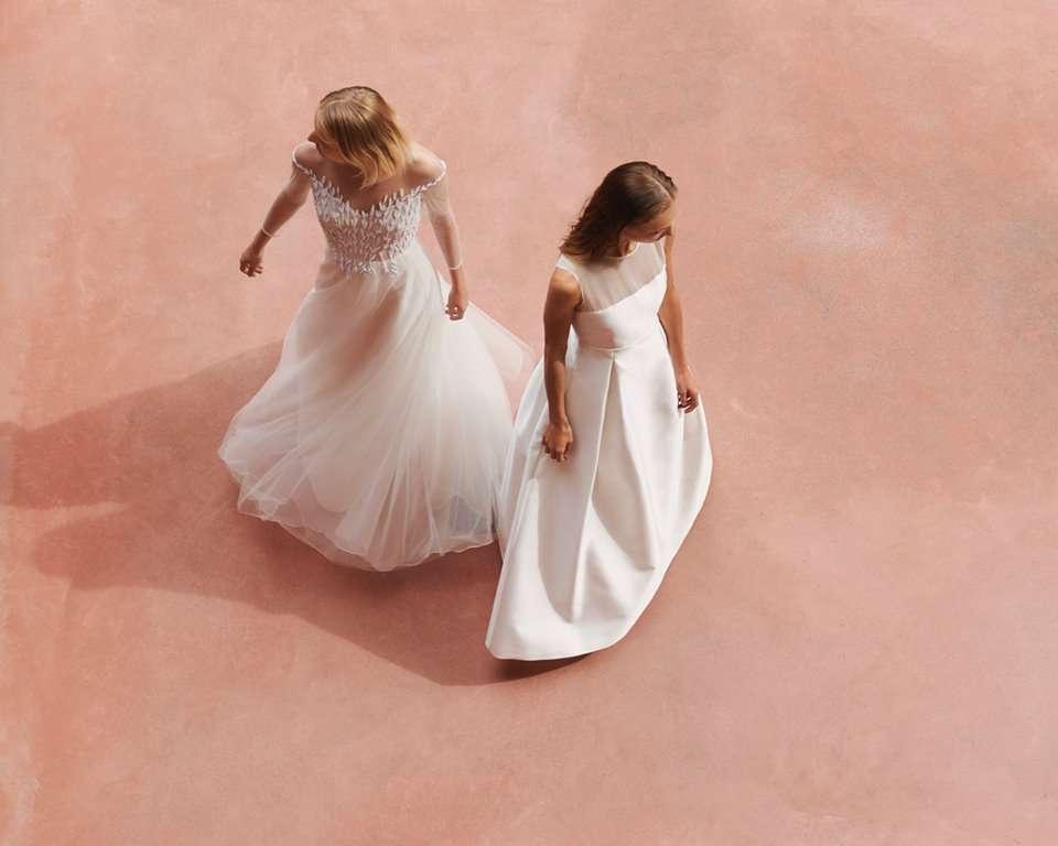 Vestiti da sposa Max Mara 2019