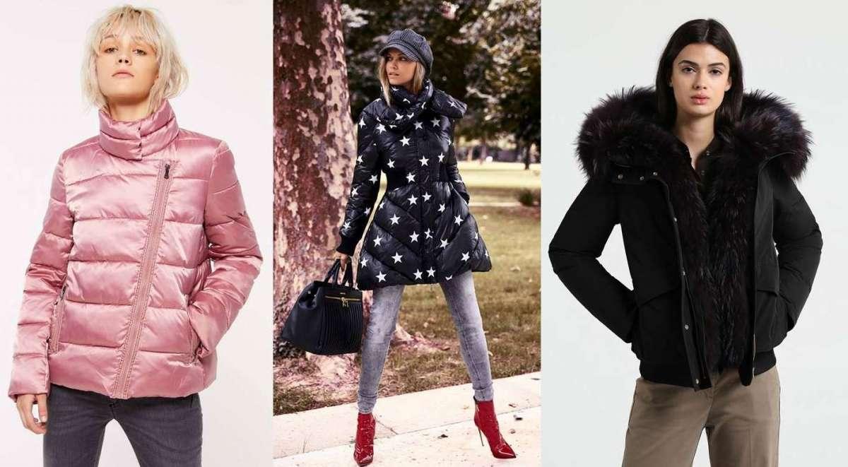 Piumini da donna inverno 2019