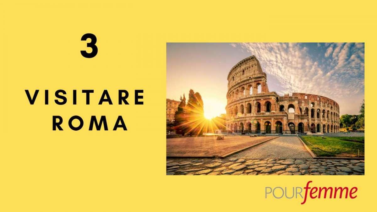 In viaggio a Roma