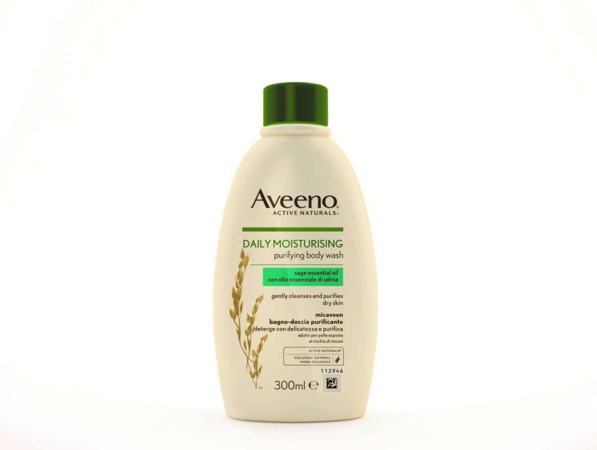 Aveeno Purifying body wash