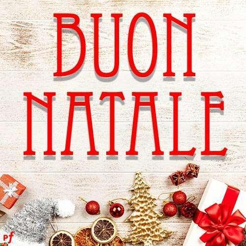 Auguri di Buon Natale originali