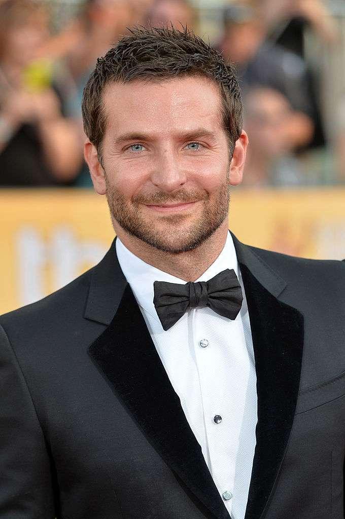 Bradley Cooper, bello con e senza barba